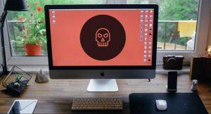 Mac OS Malware Virus